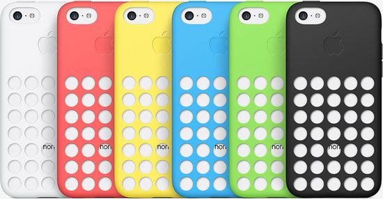 iPhone 5c cut off cases