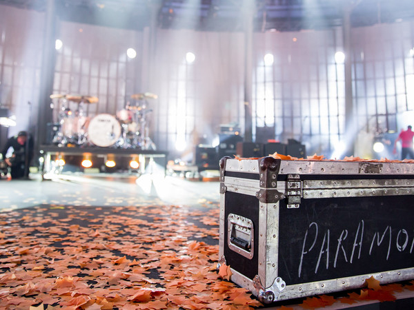 iTunes festival 4rth day - PARAMORE