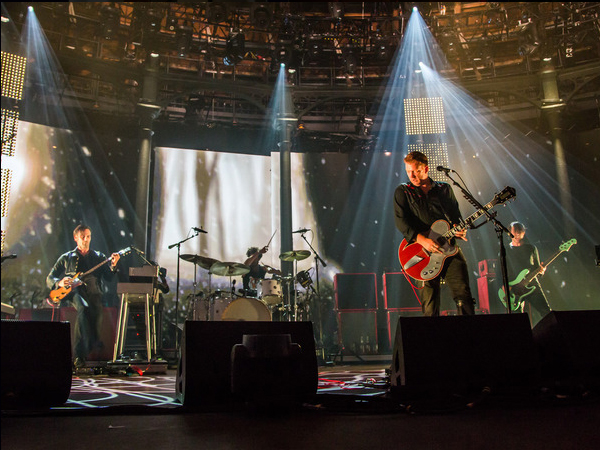 iTunes festival 6th day - Queens of the stone age
