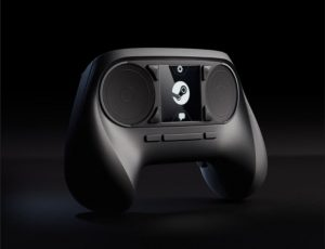 steam controller new type of game pad