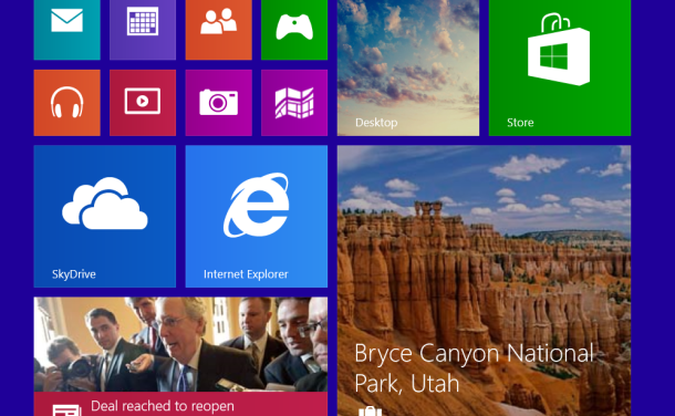 Windows 8.1 Released Globally, Here's What New In It