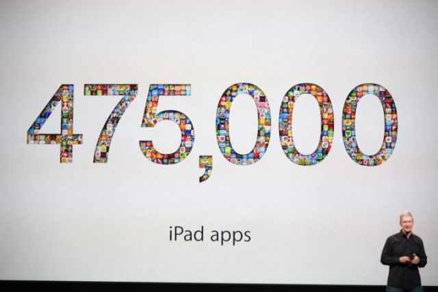 What Apple Claimed At New iPad Air Announcement Event