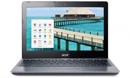 Acer Announced C720 A New Powerful Chromebook