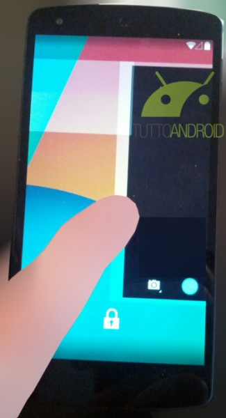 Android KitKat,Nexus 5 Leaked Photos - 6