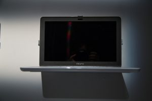 HP Chromebook 11 display