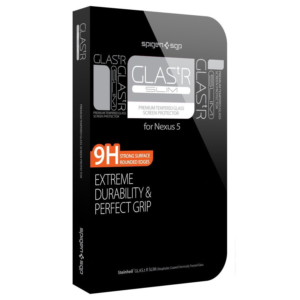 SPIGEN premium nexus 5 screen protector