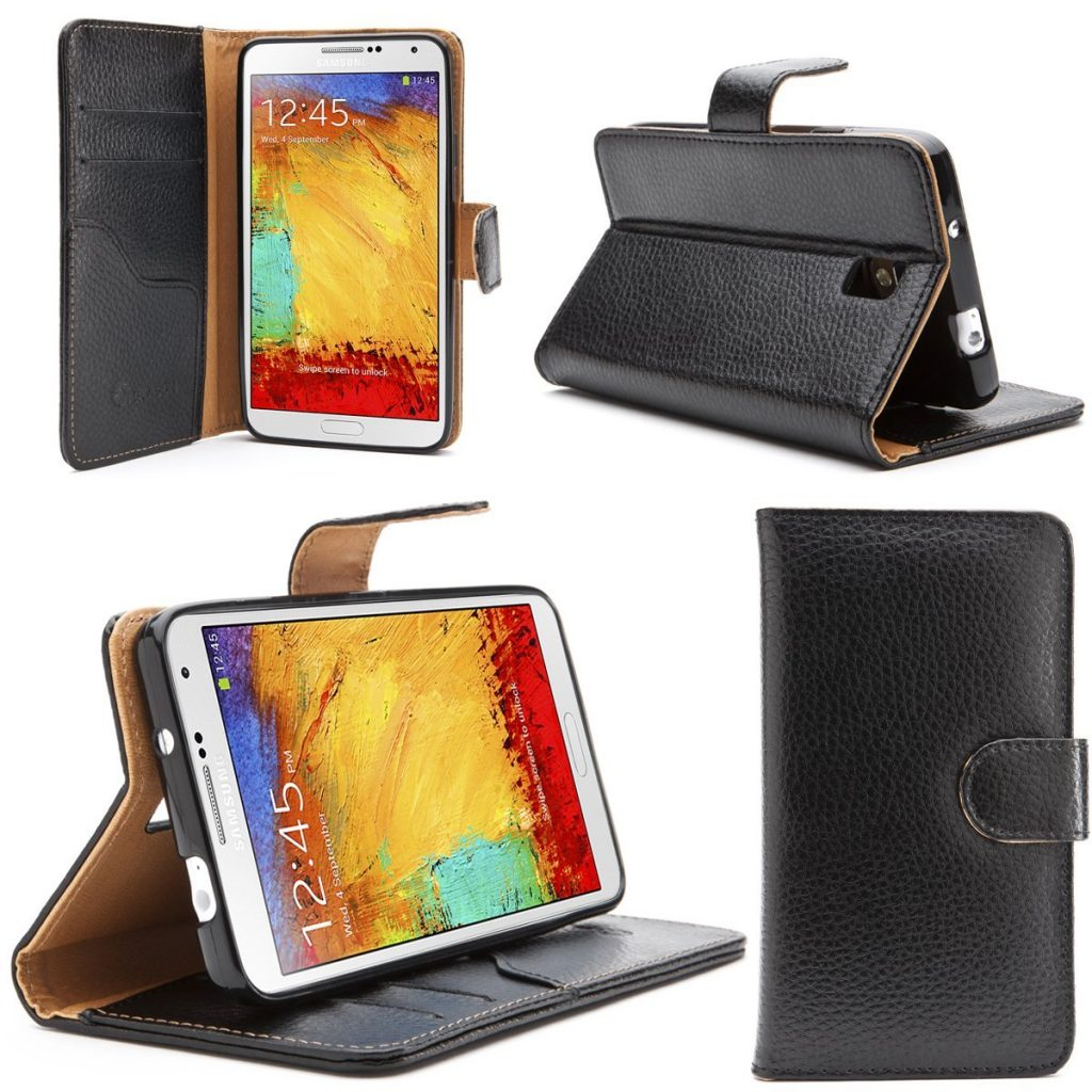 Samsng Galaxy Note 3 leather case