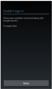 No Nexus 5, No Live Stream, Google Servers Down, That's What Happened At Google Play Event
