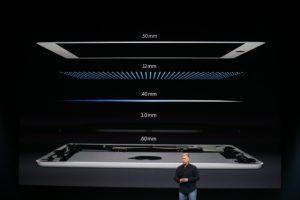 iPad Air dimensions