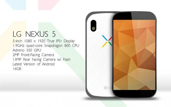 nexus 5 features