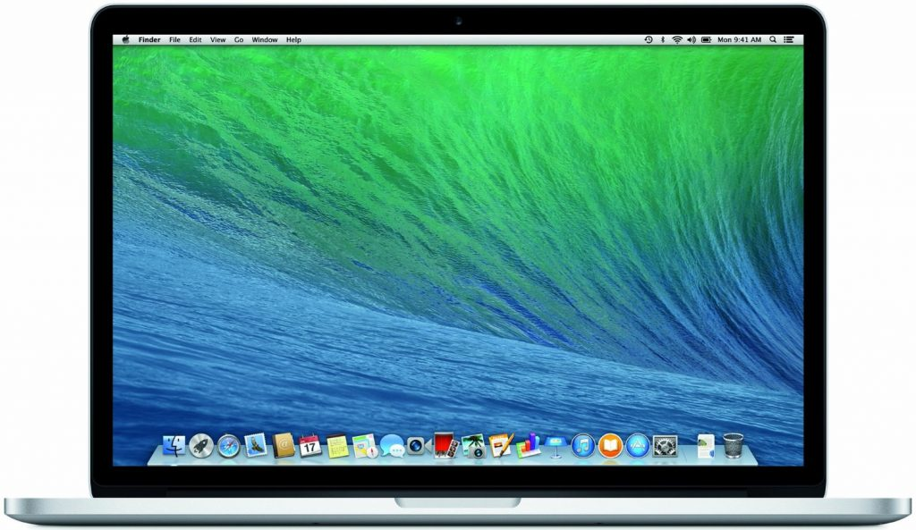 Apple Macboook Pro with retina display - tech products to buy on Black Friday and Cyber monday