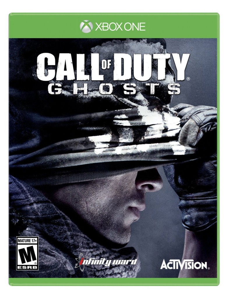 Call Of Duty, Ghosts - Xbox One