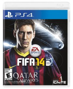 FIFA 14 - PlayStation 4 games that are also available for Xbox one
