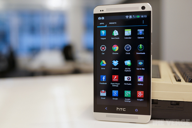 HTC One Will Get Android KitKat Update Within 15 Days