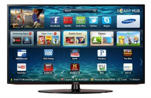 Samsung HZ smart LED HD TV - tech products to buy on this Black friday and cyber monday