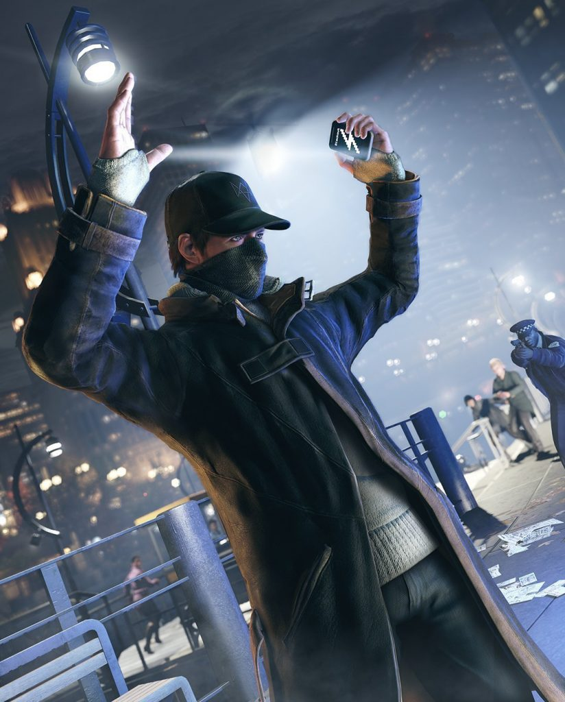 watch dogs - PlayStation 4 games that are also available on Xbox One
