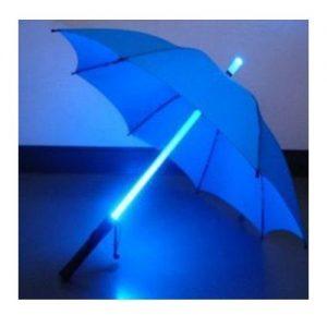 LED flashlight umberalla - buy for Christmas