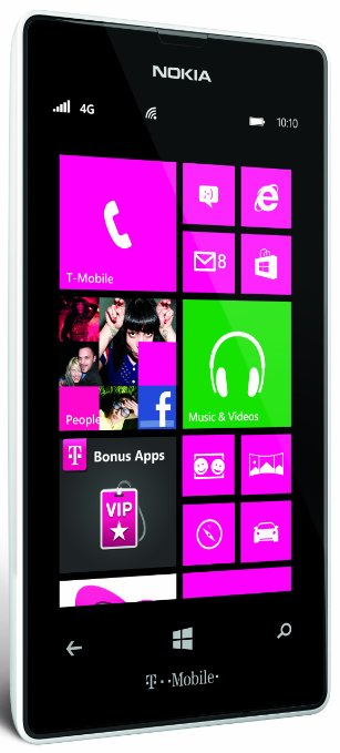 Nokia Lumia 521 - best amazon smartphone deals on this Christmas
