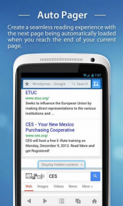 UC browser - web browsers for nexus 5