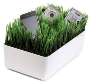 grass charging station - gift on this Christmas
