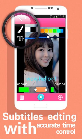 video show video editor for android
