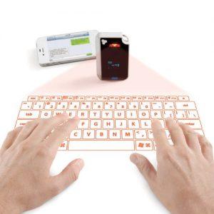 Use virtual keyboard