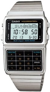 casio calc watch