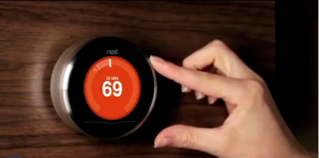 nest acquired by Google - smart thermostats