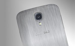samsung galaxy s5 with new build material
