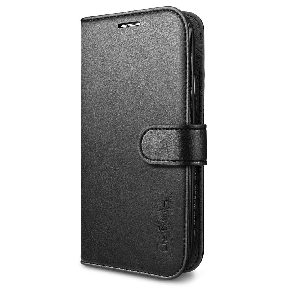 SPIGEN high quality leather case