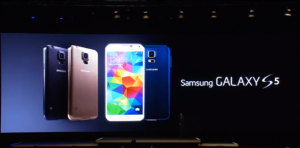 galaxy s5 features that iPhone 5s dont have