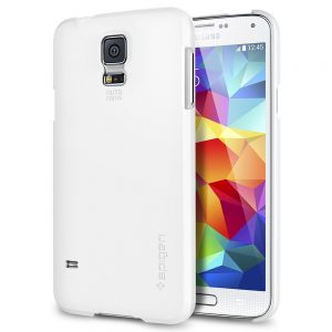 smooth white case for galaxy S5