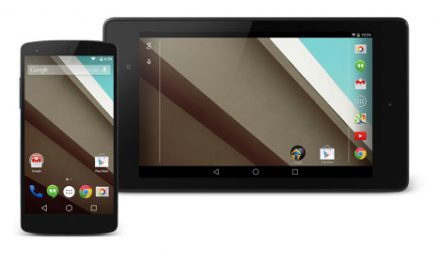 Five New Features in Android L