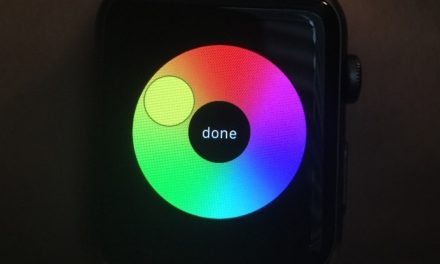 How to customize the Digital Touch color palette on the Apple Watch