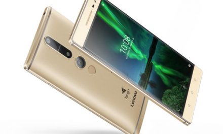 Lenovo Phab 2 Pro- First Phone with Google's Tango AR technology