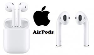 apple airpods now available