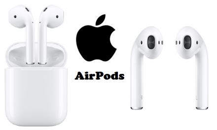 Apple Airpods Released Today – Features and Pricing