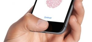 touch-id-iphone-not working