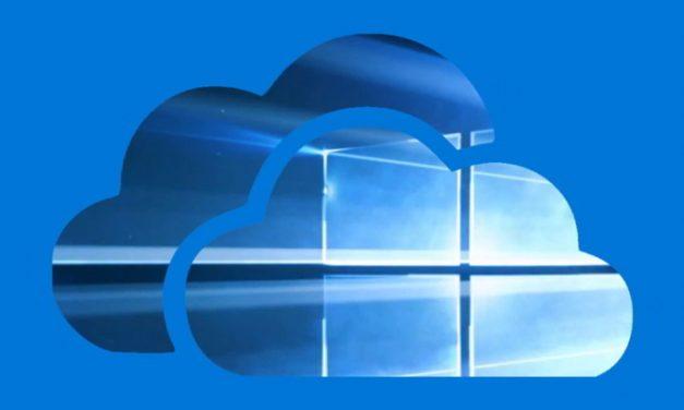 Microsoft Windows 10 Cloud Operating System