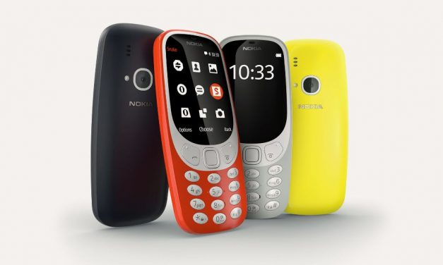 New Nokia 3310 (2017) – Yes, It's Back