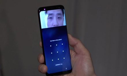 How to Set Face Recognition on Samsung Galaxy S8