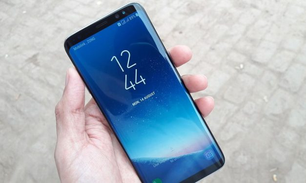How to take a Screenshot on Samsung Galaxy S8